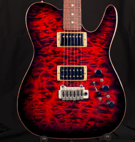 Centerline Custom Ruby Burst